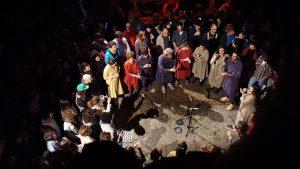 מקהלת גיא בן הינום קרדיט צילום אריאל נשרי