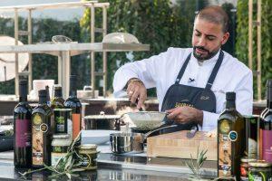 משק אחיה הפקת אוכל עם השף דוד ביטון צילום ענת פייזר